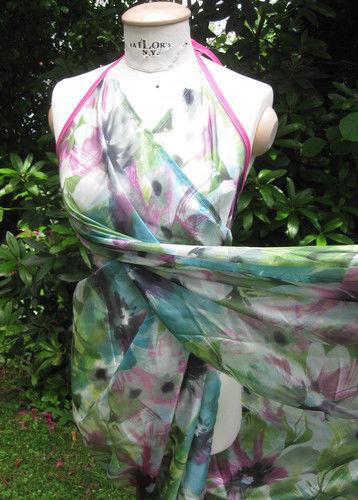Makerist - ein ganz einfaches Wickelkleid - Nähprojekte - 1