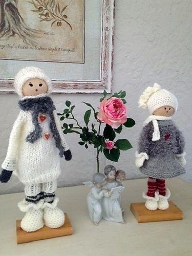 Makerist - Sacha et Meg, les deux lutins de Noël - Autres créations - 1