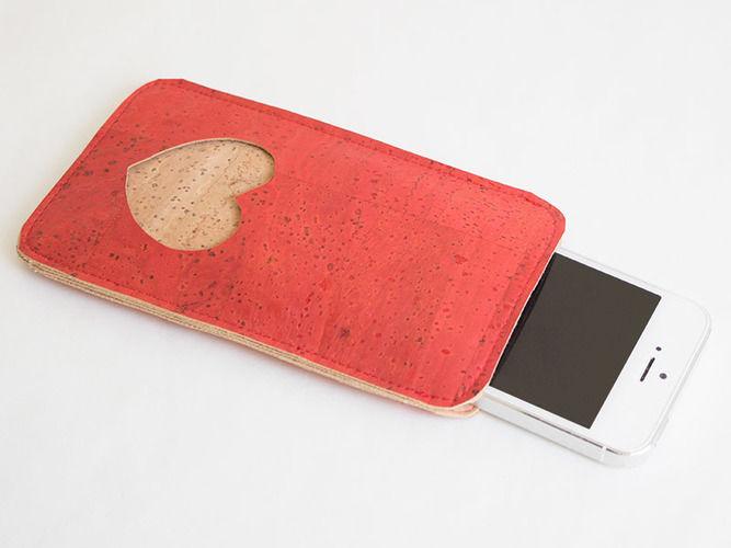 Makerist - Handytasche aus Kork - Nähprojekte - 1
