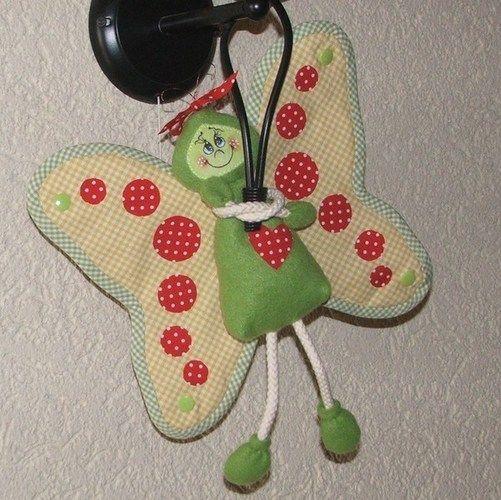 Makerist - Freche Schmetterlinge - Nähprojekte - 1