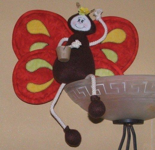 Makerist - Freche Schmetterlinge - Nähprojekte - 2