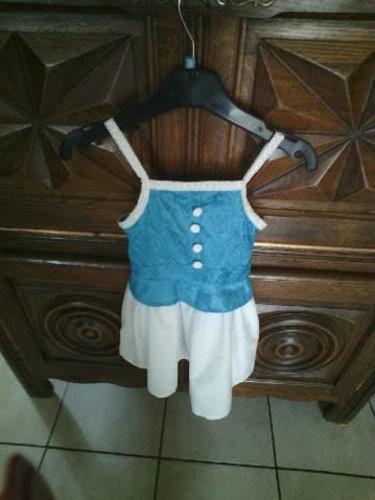 Makerist - robe bulle   bebe 3 mois   ; orchidee  en 3 ans ; brunette en 5 ans - Créations de couture - 2
