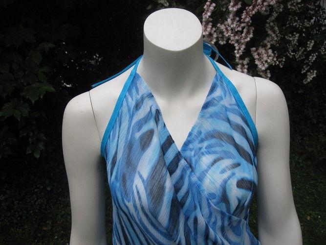 Makerist - blauer Animal-Print - Nähprojekte - 2