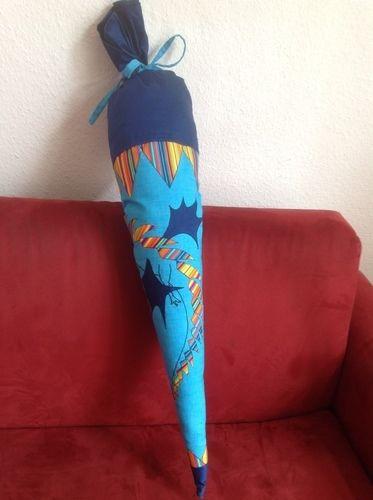 Makerist - Drachenschultüte Stoff für meinen Sohn - Textilgestaltung - 3