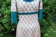 Makerist - Beschwingtes Kleid, aus Jersey, für mich genäht - 1
