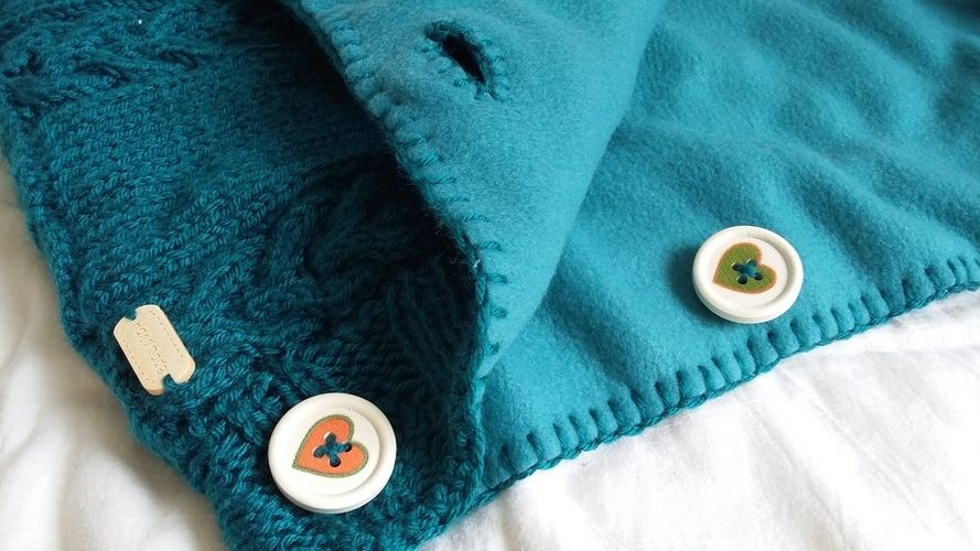Makerist - Baby-Schlafsack, mein erstes großes Strickprojekt - Nähprojekte - 3