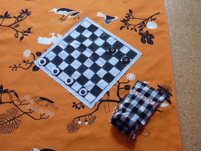 Makerist - Picknickdecke mit Spielen - Nähprojekte - 2