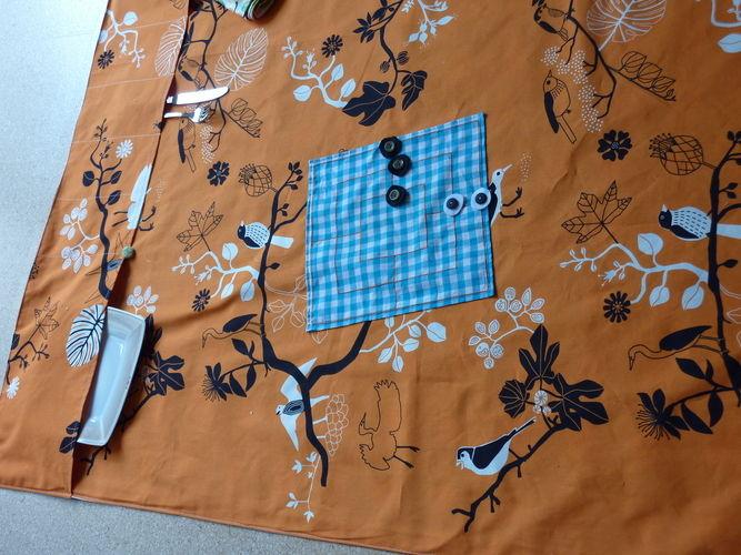 Makerist - Picknickdecke mit Spielen - Nähprojekte - 3