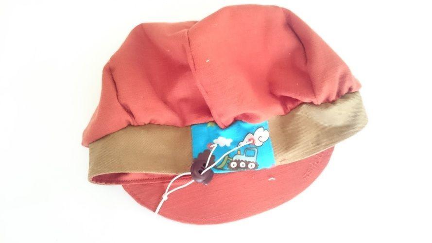 Makerist - Ballonmütze Käpt´n Kukka rotbraun - Nähprojekte - 2