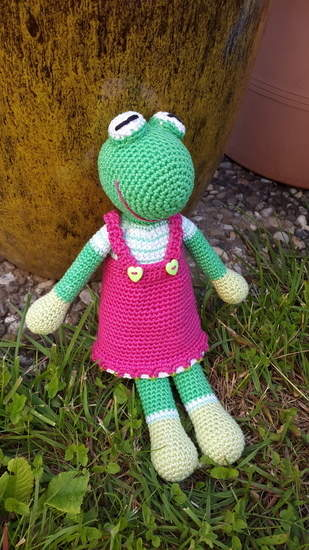 Makerist - Finnie Frosch - 1