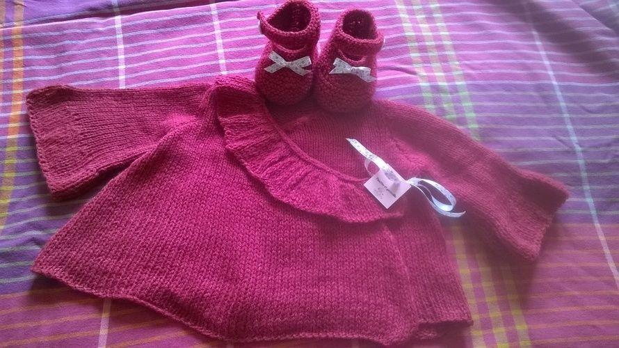 Makerist - frou frou - Créations de tricot - 1