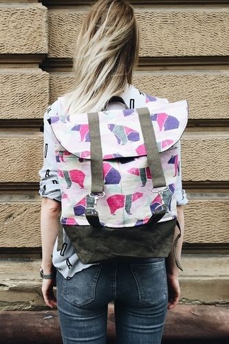 Makerist - rucksack pakke von kreativlabor berlin.  - Nähprojekte - 2