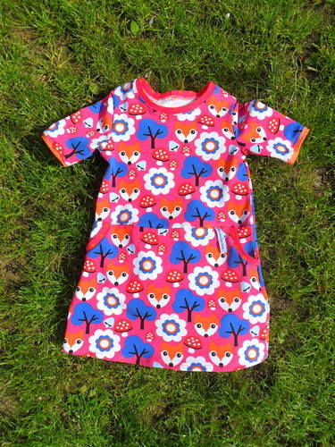 Makerist - luftiges Jersey-Sommerkleid - Nähprojekte - 1