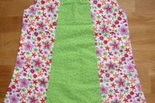 Makerist - leichtes Sommerkleid im Farbmix - 1