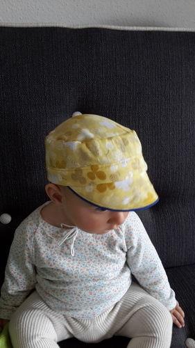 Makerist - Eine Kappe für den Lausebub - Nähprojekte - 1