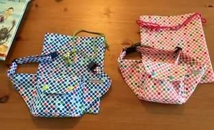 Makerist - Reisetäschchen-Ausstattung für meine Kids - 1