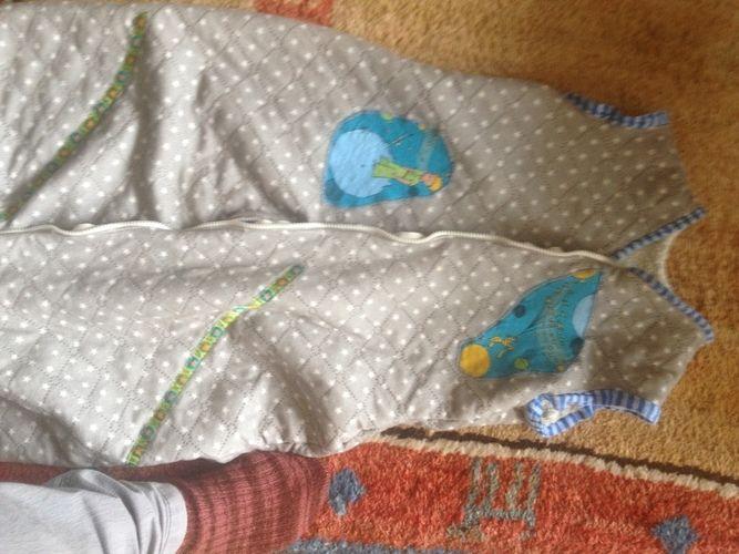 Makerist - Schlafsack für kleine Prinzen  - Nähprojekte - 2