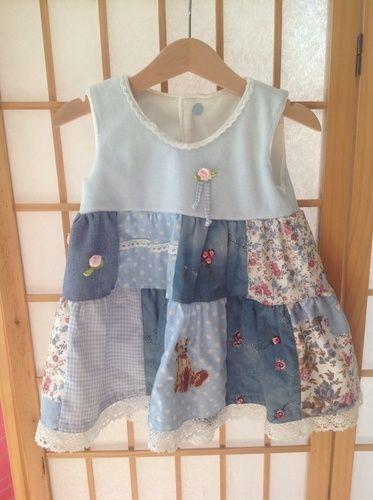 Makerist - Süsses Babykleidchen - Nähprojekte - 1