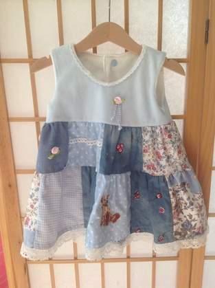 Makerist - Süsses Babykleidchen - 1
