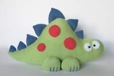 Makerist - Clarence the Dinosaur - 1