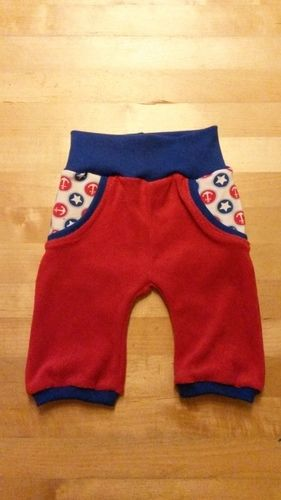 Makerist -  Baby Summer Pants von Kid5 - Nähprojekte - 1