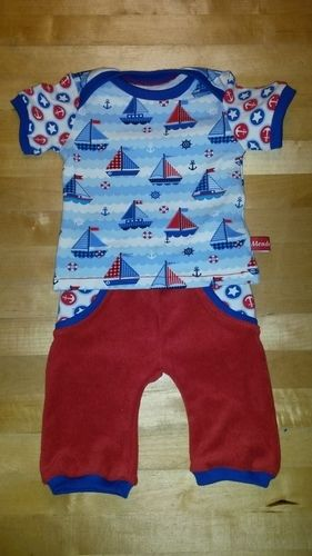 Makerist -  Baby Summer Pants von Kid5 - Nähprojekte - 2