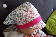 Makerist - Mädels Kopftuch, selbst konzipiert - 1