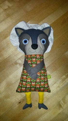 Makerist - Großmutter und Wolf - Eine tolle Idee! 2. Foto auch ansehen! - Nähprojekte - 2