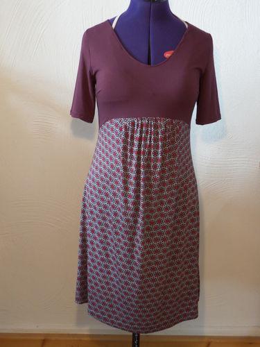 Makerist - Kleid mit Raffung am Bauch - Nähprojekte - 1
