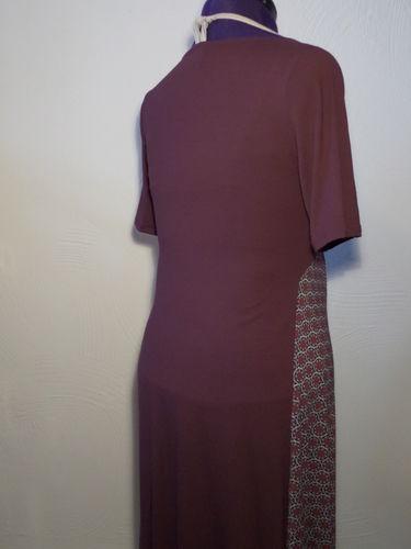 Makerist - Kleid mit Raffung am Bauch - Nähprojekte - 3