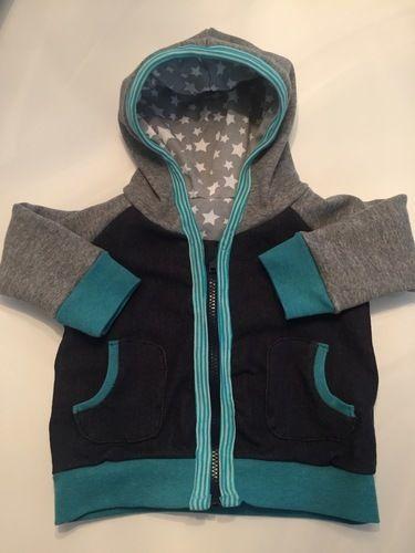 Makerist - Coole Jacke für kleine Knirpse - Nähprojekte - 1