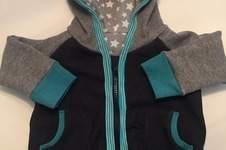 Makerist - Coole Jacke für kleine Knirpse - 1