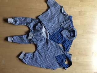 Makerist - Maritimes Baby Set  - 1
