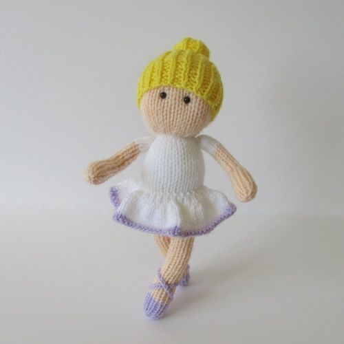 Makerist - Bella Ballerina - Knitting Showcase - 2