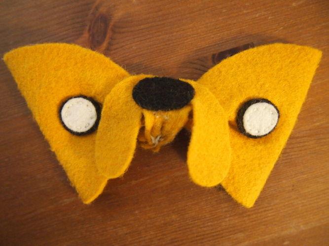 Makerist - Doggen-Haarschleife - Nähprojekte - 1