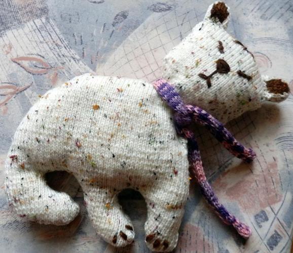 Makerist - Katze - Strickprojekte - 1