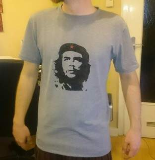 Tshirt für den Mann mit Motiv
