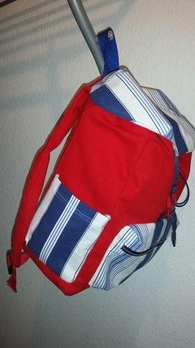 Makerist - maritimer Rucksack - Nähprojekte - 2