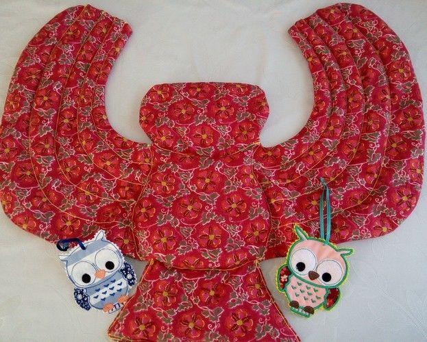 Makerist - Wärme Eule aus flauschiger Baumwolle - Nähprojekte - 1