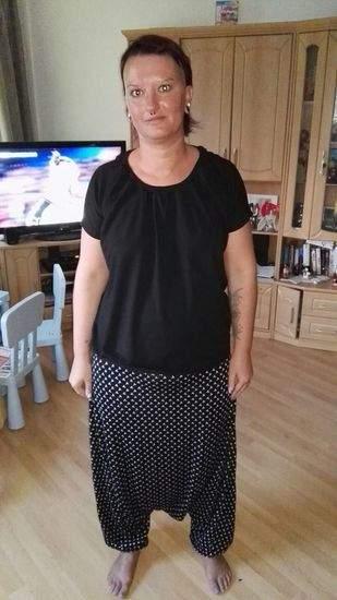 Ein neues Outfit für Mama
