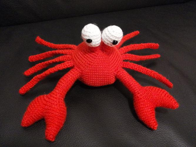 Makerist - freche Krabbe - Häkelprojekte - 1
