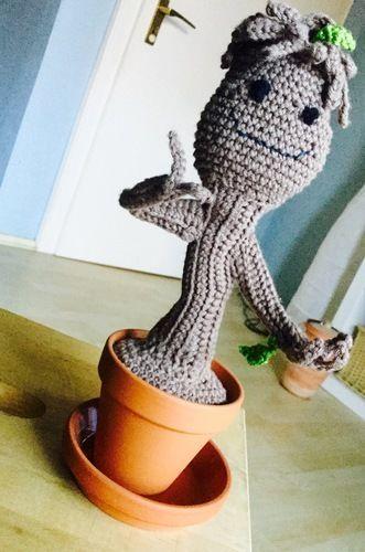 Makerist - Groot - Häkelprojekte - 3