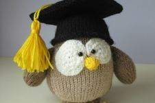 Makerist - Graduation Owl - 1