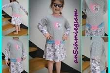 Makerist - Alma mit Kitzen und viel Herz für meine Tochter - 1
