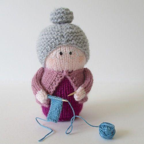 Makerist - Granny - Knitting Showcase - 1