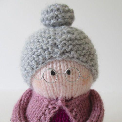 Makerist - Granny - Knitting Showcase - 2