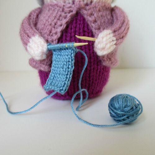 Makerist - Granny - Knitting Showcase - 3