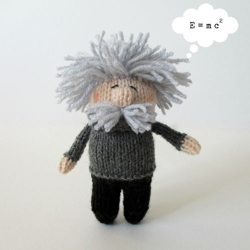 Makerist - Professor Proton - Knitting Showcase - 1