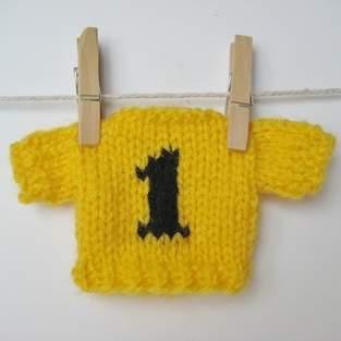 Makerist - Yellow Jersey - 1