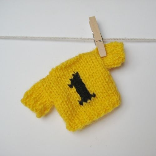 Makerist - Yellow Jersey - Knitting Showcase - 2